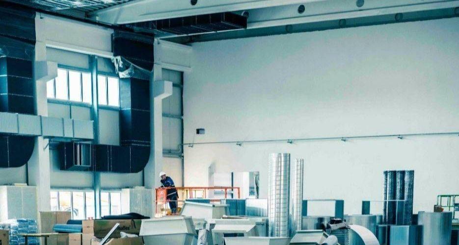 Production facility Lonstroff Logatec