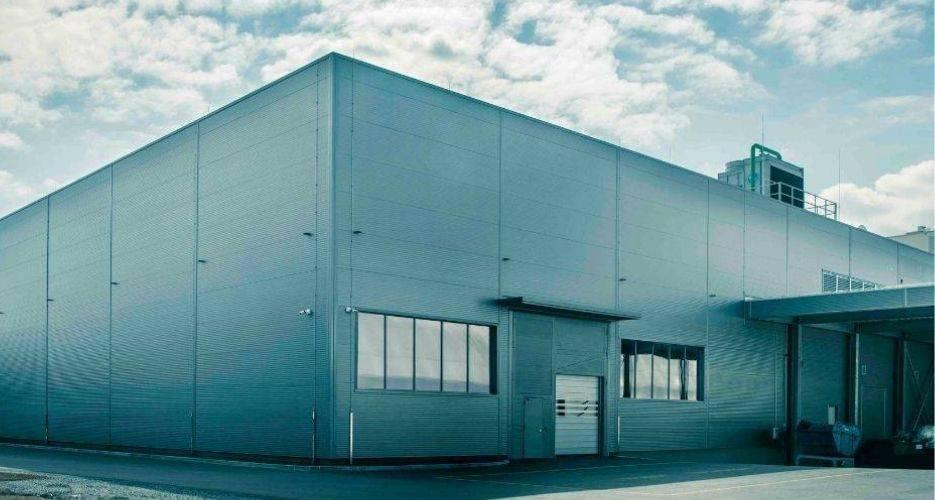 Administrative-production building LTH Škofja Loka – Phases 2 and 3