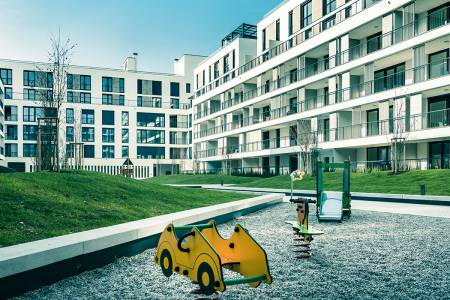 Residential complex Belle vie Tivoli