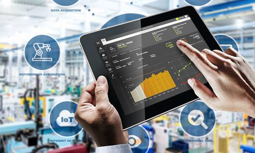 Digitalization and control systems